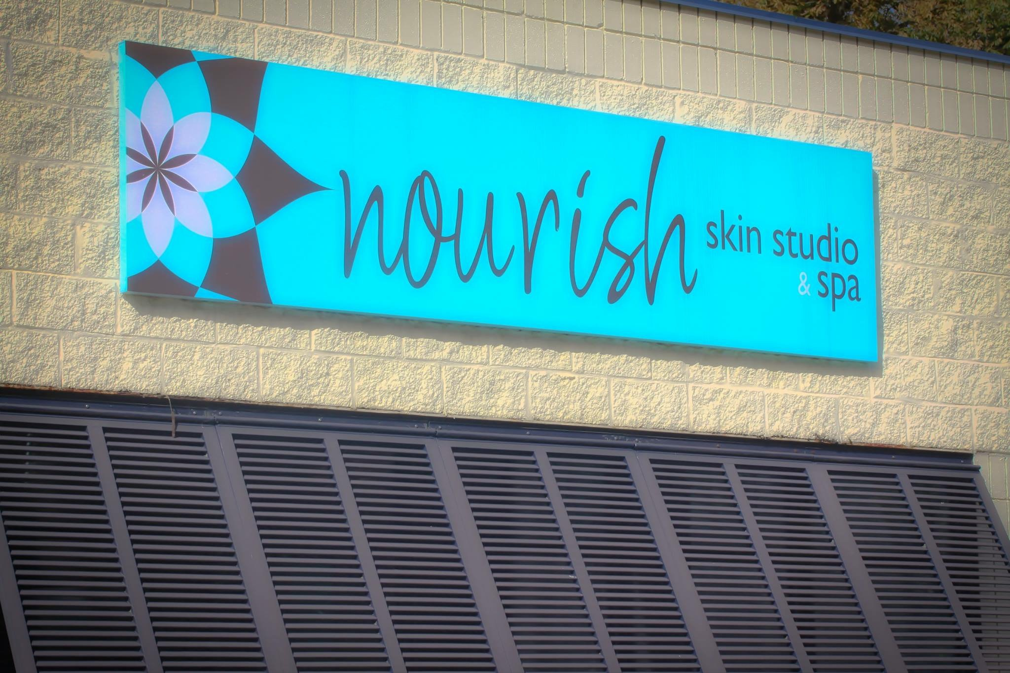 nourish skin studio and spa